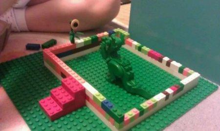 Lego utan krig
