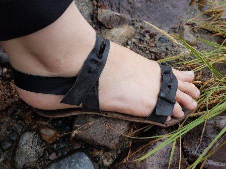 Mina hemsydda sandaler